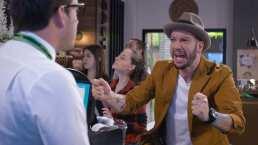 El peor mejor amigo del mundo: Luis Alberto engaña a Fer en Renta congelada 2