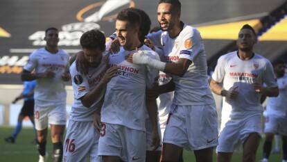 Roma se despide de la Europa League tras caer ante Sevilla | El conjunto español avanza a los Cuartos de Final de la justa continental tras definir la serie a un partido.