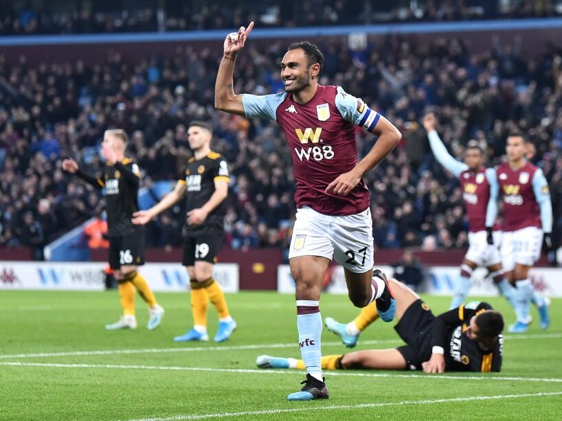Aston Villa v Wolverhampton Wanderers - Carabao Cup Round of 16