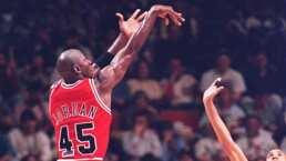 Michael Jordan y su regreso a la NBA con el número 45