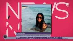 Salma Hayek comparte imágenes de sus vacaciones