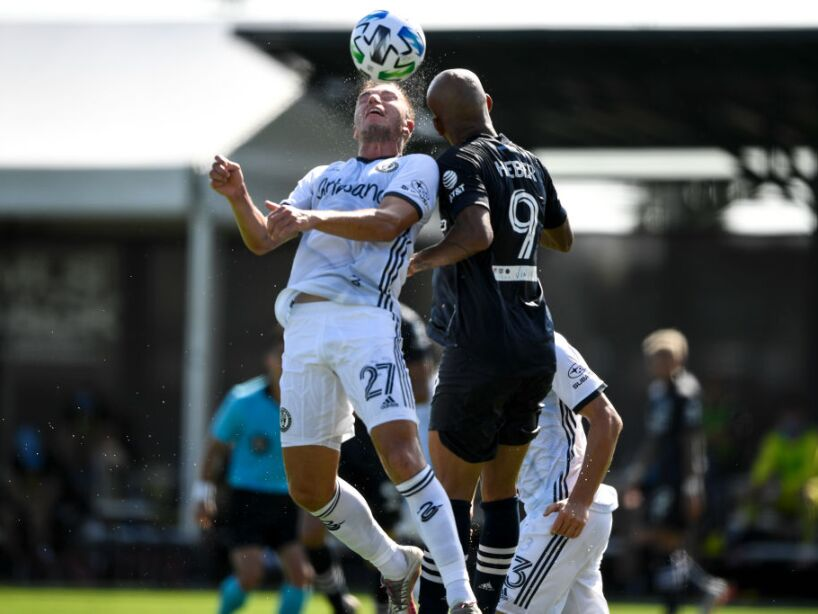 New York City FC v Philadelphia Union - MLS Is Back Tournament
