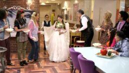 ¡Todo listo para la boda de 'Martina' en 'Una familia de diez'!