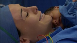C130: ¡Luciana es madre de un niño!