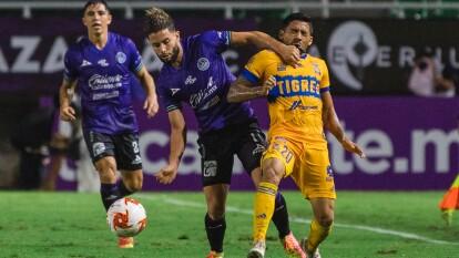 Mazatlán FC empató en casa ante los Tigres de la UANL | En la J7 del Guard1anes 2020 de la Liga BBVA MX, los del 'Tuca' dejaron ir los tres puntos en el último minuto.