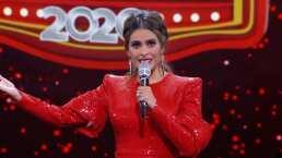 Galilea Montijo manda  mensaje sobre el final de Pequeños Gigantes 2020 en su tercer episodio
