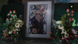 Así se vivió el homenaje a Stan Lee en Frikiplaza