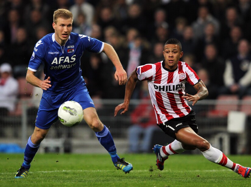 PSV Eindhoven v AZ Alkmaar - Eredivisie