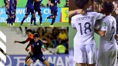 Chile 1-2 Corea del Sur, Haití 0-2 Francia, Holanda 4-0 Estados Unidos, Senegal 0-1 Japón.