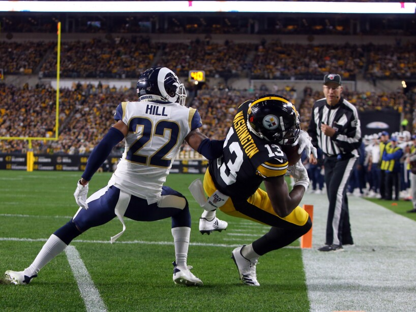 Los Angeles Rams v Pittsburgh Steelers
