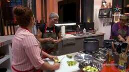 Al son de San Pascual Baylón, la familia Bárcenas se olvida de estrés en su cocina