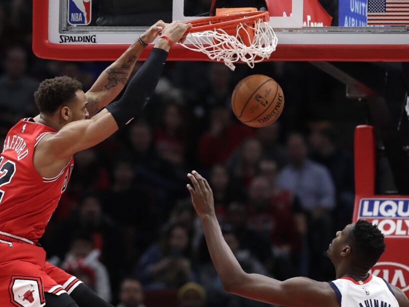 Chicago Bulls 115-106 Washington Wizards