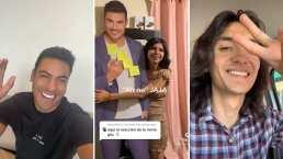Este chico le regaló a su novia un Carlos Rivera de cartón en tamaño real y así reaccionó el cantante