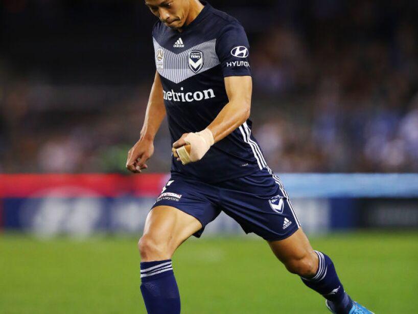 A-League Rd 20 - Melbourne Victory v Melbourne City