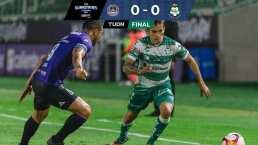 Resumen | Mazatlán y Santos firmaron tablas en el Kraken con un 0-0