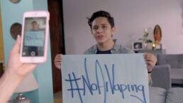 #NoVaping: Giovanni comparte su cruda experiencia con el vapeo