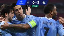 El City también la rompe en Champions