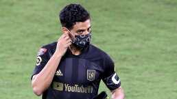 Carlos Vela no descarta volver a la selección mexicana