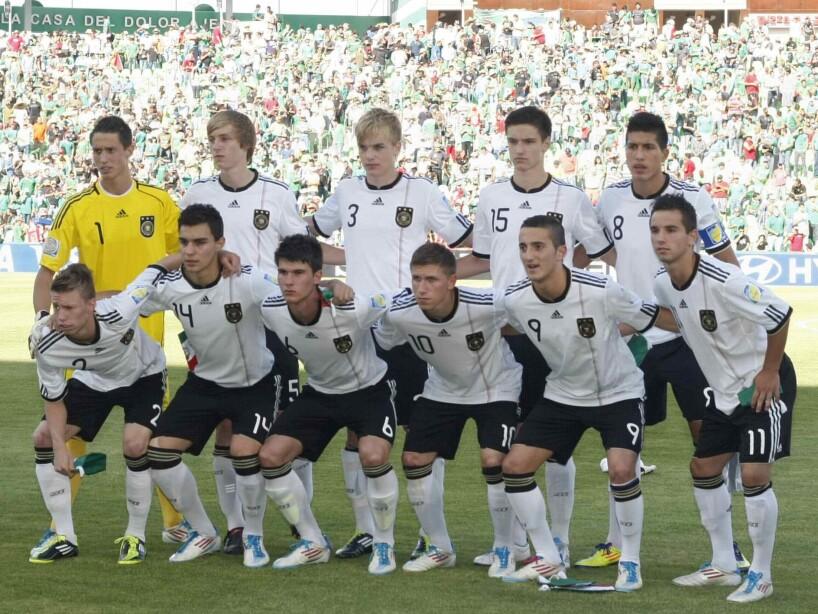 FIFA SUB 17 ALEMANIA