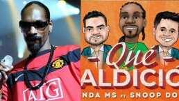 Snoop Dogg, apasionado del futbol, ya tiene canción con la Banda MS