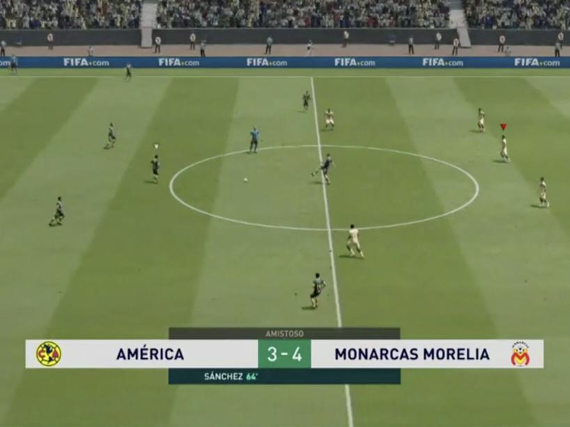 eLiga MX, Morelia vs América, 22.png