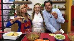 Cocina de hoy: Ceviche con germinado de lentejas, platillo ideal para la Cuaresma