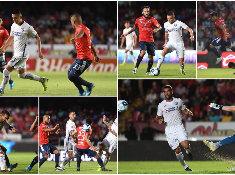 Veracruz 0-0 Cruz Azul