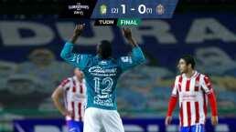 León, primer finalista del Guard1anes 2020 tras derrotar a Chivas