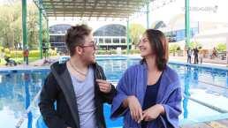 Detrás de 'Vencer el miedo': ¿Cómo se convirtió Jade Fraser en una nadadora profesional?
