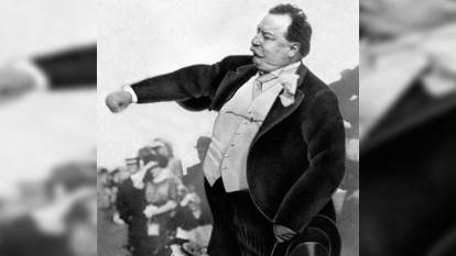 La tradición nació el 14 de abril de 1910, cuando el presidente William Howard Taft lanzó la primera bola durante el juego de Washington Senators.
