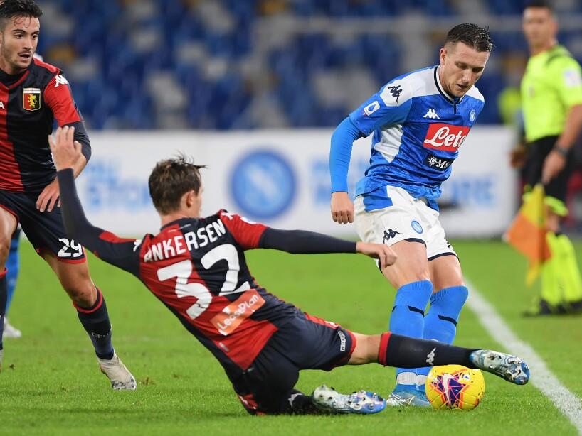Hirving 'Chucky' Lozano jugó los 90' minutos del encuentro en San Paolo.