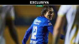 'Shaggy' Martínez va por título y renovación en Cruz Azul