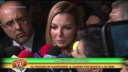 ¡Marjorie de Sousa contra Julián Gil en los juzgados! Esto fue lo que sucedió...