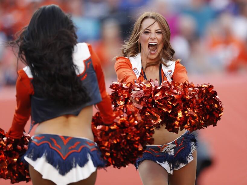 Jaguars Broncos Football