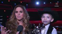 En exclusiva: Lucero y Roberto Xavier agradecen al público por darles el triunfo en La Voz Kids