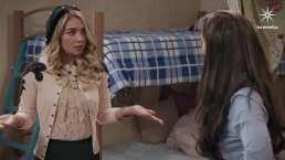 'Gaby' calma una pelea de 'Martina' y 'La Nena' exponiendo su lado más rudo en 'Una familia de diez'