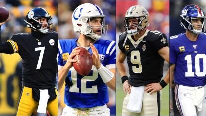 Las lesiones son cada vez mas latentes en 'Big Ben', con 37 años de edad, los Pittsburgh Steelers deben plantearse el futuro de la posición de mariscal de campo.