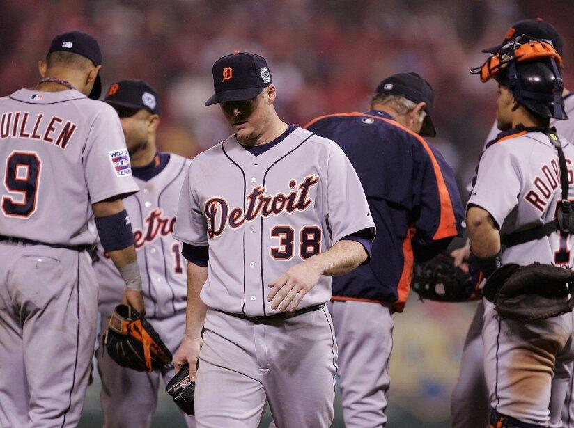 World Series Game 4: Detroit Tigers v St. Louis Cardinals