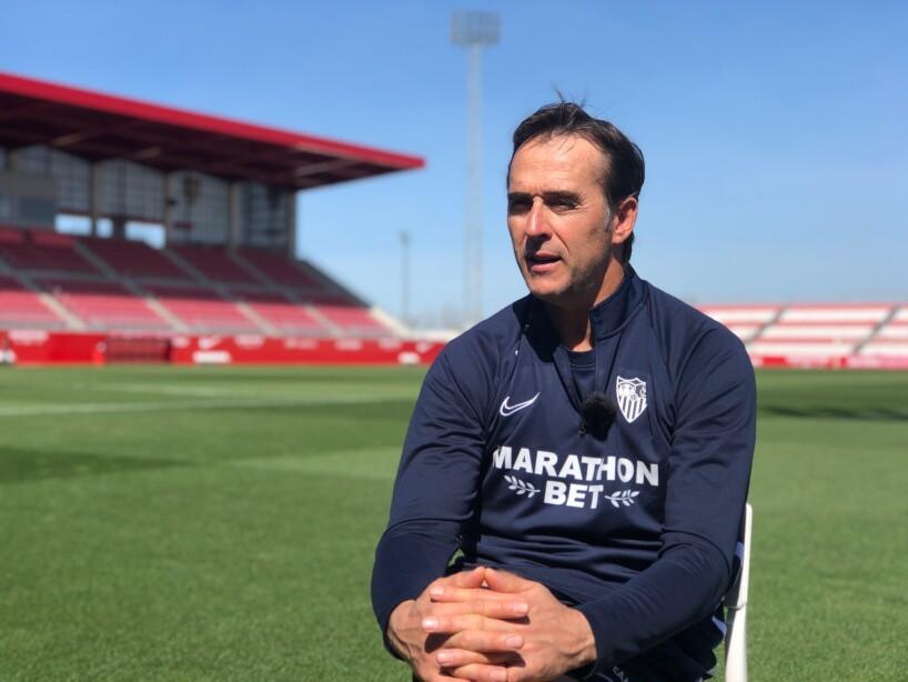 Spain Restart Seville Derby