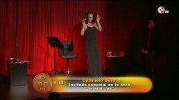 Consuelo Duval invitada especial en Animal…es