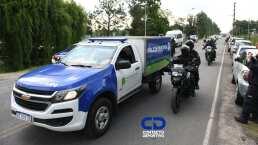 Cuerpo de Maradona es llevado a la morgue para realizarle autopsia
