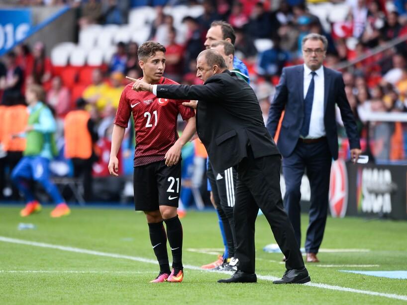 Turkey v Croatia - Euro 2016