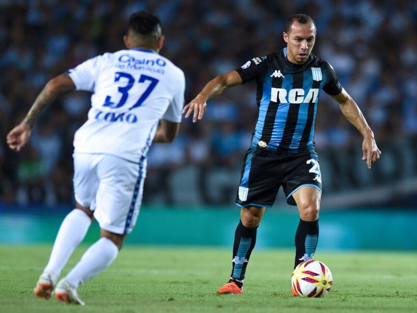 Racing Club v Godoy Cruz - Superliga 2018/19