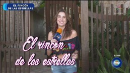 El rincón de las estrellas, con Andrea Escalona