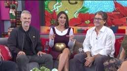 ¿Qué hacen en un verdadero maratón 'Guadalupe-Reyes' Martín Altomaro y Juan Pablo Medina? Descúbrelo