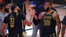 ¿Es Davis la mejor pareja que ha tenido LeBron en la NBA?