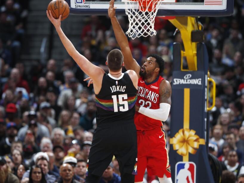 Denver Nuggets 100-112 New Orleans Pelicans
