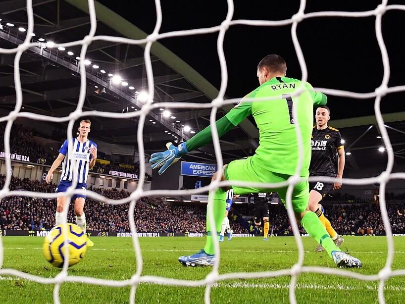 Brighton & Hove Albion v Wolverhampton Wanderers - Premier League