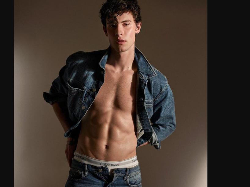 Las fotos más hot de Shawn Mendes, Kendall Jenner y más en ropa interior