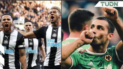 El encuentro entre los 'Wolves' de Jiménez y Newcastle se acaba empatado 1-1 en la Premier League.